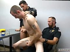 Gay latin police porn flick and..